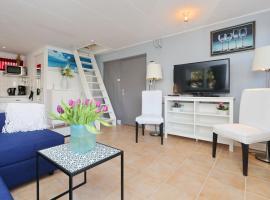 KLEIN SCHOONOORD Centraal en rustig gelegen strandhuis, villa in Noordwijk