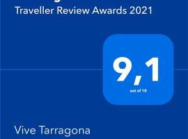 Vive Tarragona, hotell nära Reus flygplats - REU,