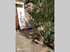 En ville avec un air de campagne, apartment in Arles