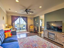 Charming Lewes Beach Condo 4 Mi to the Coast, apartment in Lewes