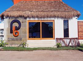 BHOGA BOUTIQUE HOTEL by Nah Hotels, hotel in Holbox Island