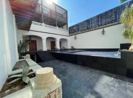 La Noria Centro Historico, hotel in Oaxaca City