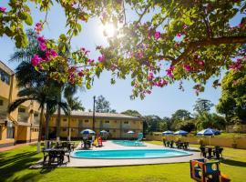 Canzi Cataratas Hotel, hotel cerca de Cataratas del Iguazú, Foz de Iguazú