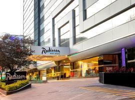 Radisson Bogota Metrotel, hotel en Bogotá