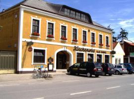 Weinhotel Kirchenwirt, hotel Gáloson