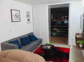 Hermoso Apartamento, aire acondicionado y Wifi., apartamento en Neiva