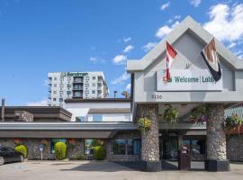 Sandman Hotel & Suites Kelowna, hotel in Kelowna