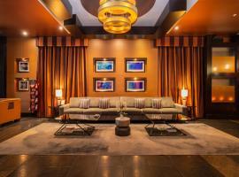 Sandman Suites Vancouver on Davie, hotel in Vancouver