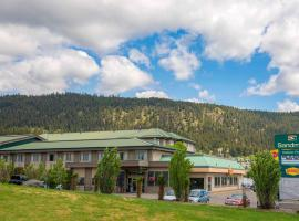 Sandman Hotel & Suites Williams Lake, hotel em Williams Lake