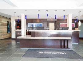 Sandman Hotel & Suites Prince George, hotel em Prince George