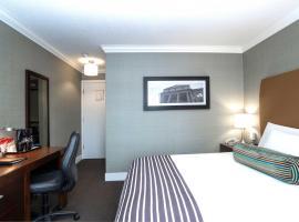 Sandman Hotel & Suites Vernon, hébergement à Vernon