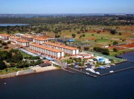 FLAT - Lake Side Apart Hotel, hotel near Lake Paranoa, Brasilia