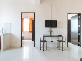 Jardin Oriental Suites - Tayuman、マニラのホテル