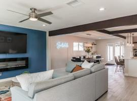 Fairmount House - Modern & Sophisticated Home With Large Backyard!, villa in Scottsdale