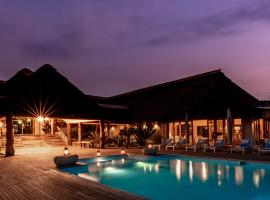 Lions Valley Lodge, lodge in Nambiti Private Game Reserve