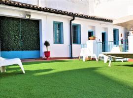 Casual de las Letras Sevilla, hotel en Sevilla