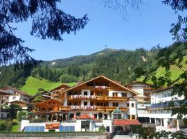 Hotel Kristall - Adults Only, hotel in Gerlos