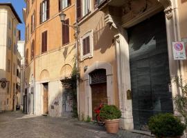 Eagle Rooms, habitación en casa particular en Roma