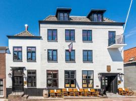 Boutique Hotel Zeeuws-Meisje, hotel dicht bij: Bezoekerscentrum Nationaal Park Oosterschelde, Zierikzee