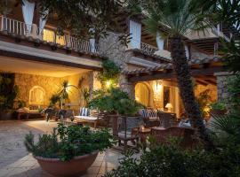 Boutique Hotel Su Sergenti, hotel a Villasimius
