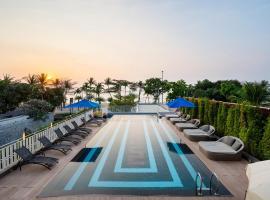MERA MARE Pattaya Beach and Resort, hotel near Central Festival Pattaya Beach, Pattaya