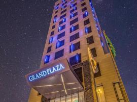 Grand Plaza Hotel-KAFD Riyadh, hotel perto de Riyadh Park, Riyadh