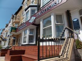 The Trafford Hotel, hotel near Marton Mere Local Nature Reserve, Blackpool
