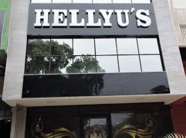 Hotel Hellyus, hotel in Brasilia