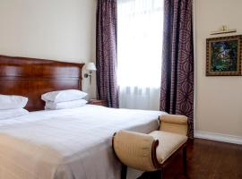 Leopolis Hotel, hotel near The Palace of Armenian Archbishops, Lviv