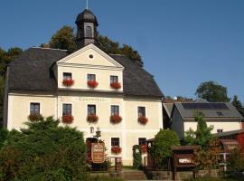 Landhotel Thürmchen, Hotel in der Nähe von: Barockschloss Rammenau, Schirgiswalde