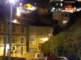 Isidora Valparaíso, apartamento en Valparaíso