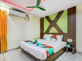 K11 Hotel - T Nagar, hótel í Chennai