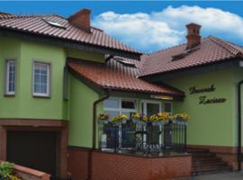 Dworek Zacisze, homestay in Września