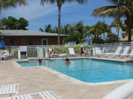 Matanzas Inn, motel in Fort Myers Beach