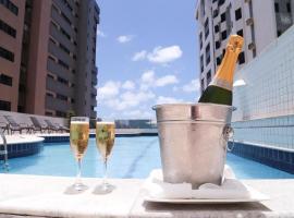 Nobile Suítes beira mar do Pina para casal por Carpediem, hotel near Catamaran Tours, Recife