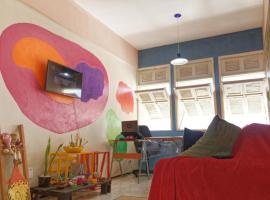 Casa Feliz - Hospedaria, hotel near Fortaleza Tourism Centre, Fortaleza