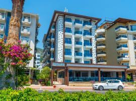 Kleopatra Life Hotel All Inclusive, отель в городе Аланья
