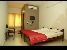REGANT HOTEL, hotel near Guruvayur Temple, Guruvāyūr