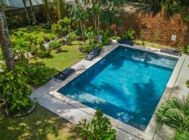 Tierra Maya Hotel Spa & Sanctuary, hotel in Bacalar