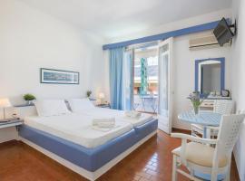 Hotel Asteroa, hotel in Ancient Epidavros