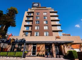 FULL JAZZ by Slaviero Hotéis, hotel em Curitiba