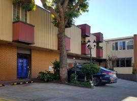 Pacific Heights Inn, motel in San Francisco