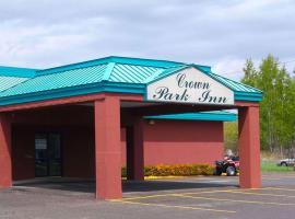 Crown Park Inn Caribou, hotel in Caribou