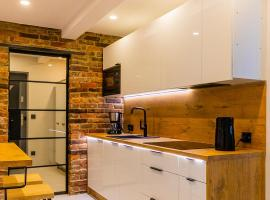 Apartament Salamandra – apartament w mieście Kowary