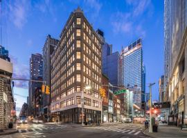 Sonder at Flatiron, hotel in Fifth Avenue, New York