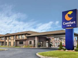 Comfort Inn Windsor, hotel near GM World, Windsor