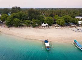 Scallywags Gili Air, hotel in Gili Air