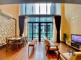 Homesuite' Home at Riverson Soho, budget hotel in Kota Kinabalu
