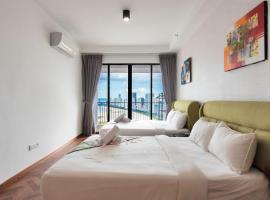 The Landmark by Katana - Your Home Away From Home, apartment in Tanjong Tokong