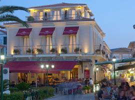 Hotel Boschetto, отель в городе Лефкас